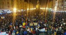 12 persoane, condamnate pentru violenţele de la protestele împotriva OUG 13, din februarie 2017