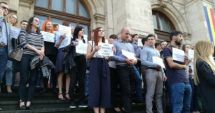 Magistrații, din nou la protest