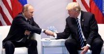 Putin şi Trump au vorbit la telefon despre Coreea de Nord