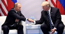 Trump anunță o nouă întâlnire cu Putin