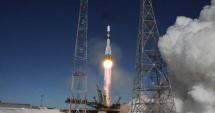 VIDEO / Rusia a lansat o capsulă de aprovizionare Progress spre ISS