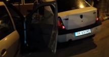 Maşina neinscripţionată de radar a poliţiei, făcută praf de un şofer beat