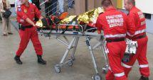 Două persoane, rănite grav în urma unei explozii