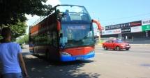 RATC. Autobuzele etajate scoase pe traseu, în minivacanţa de Rusalii