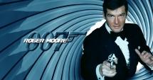 GALERIE FOTO / A murit actorul Roger Moore, cunoscut pentru rolurile din James Bond şi Sfântul