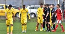 �nfr�ngere pentru na�ionala U17 a Rom�niei, �n partida cu Austria