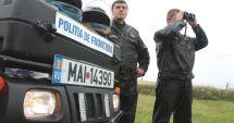 Încercau să treacă ilegat frontiera! Poliţiştii români au acţionat prompt