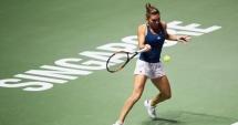 Simona Halep a pierdut �n fața lui Angelique Kerber, la Turneul Campioanelor