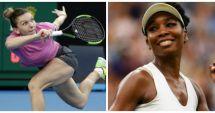 Simona Halep a învins-o pe Venus Williams, la Australian Open
