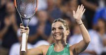 Simona Halep a câştigat premiul WTA pentru lovitura anului