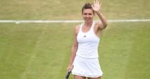 TENIS / Simona Halep, calificată în optimi, la Eastbourne