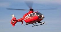 Femeie rănită grav, după ce a căzut în prăpastie. Elicopterul SMURD, solicitat la intervenție