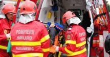 GRAV ACCIDENT LA CONSTANŢA! O persoană, resuscitată de cadrele medicale