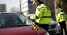 Peste o mie de permise de conducere au fost reţinute în doar 3 zile