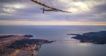Solar Impulse 2 a p�r�sit Egipul pentru ultima sa etap� �n jurul lumii