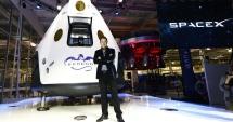 Compania SpaceX intenționeaz� s� lanseze o capsul� f�r� oameni la bord spre Marte din 2018