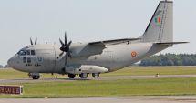 European Spartan 2019. Exerciţiu complex efectuat la Baza Boboc cu aeronava C-27J Spartan