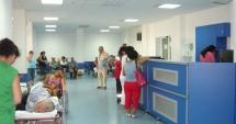 Peste o mie de constănţeni au ajuns la spital, în weekend