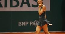 TENIS / Alexandra Cadanţu, eliminată în sferturile turneului WTA de la Budapesta