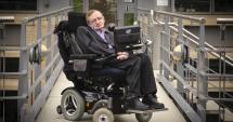 Stephen Hawking, internat în spital după ce s-a simţit rău