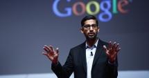 Șeful Google, câştig record anul trecut