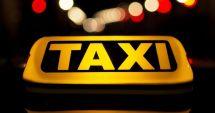 O femeie a bătut un taximetrist și i-a furat mașina din cauza tarifului prea mare