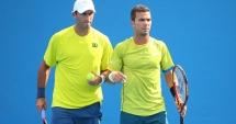 TENIS / Tecău şi Rojer, în semifinalele probei de dublu la Geneva