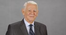 Meleșcanu, întâlnire cu ambasadorul SUA la București, Hans Klemm