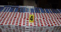 Ţigări confiscate, dispărute din sediul Poliţiei