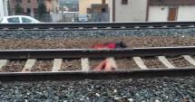 Încă o TRAGEDIE pe calea ferată: un bărbat s-a aruncat în fața trenului