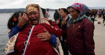 TRAGEDIA ZILE! Peste 100 de oameni dispăruți, după ce un feribot s-a răsturnat
