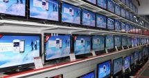 """Televizoarele, incluse în """"Rabla pentru electrocasnice"""""""