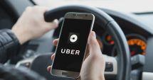 Acţiunile Uber scad puternic în prima zi de tranzacționare la bursă