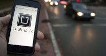 Uber se cere exceptată de la legea taximetriei