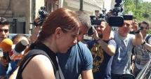 So�ia lui Dan Condrea, Uliana Ochinciuc, sub control judiciar