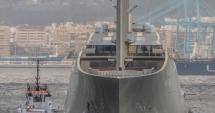 Cel mai mare yacht cu pânze din lume, deţinut de un miliardar rus, confiscat pentru datorii