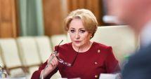 Viorica Dăncilă: Nu cred că în acest moment este nevoie de o restructurare a Guvernului