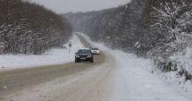 Anunțul CNAIR, privind starea drumurilor