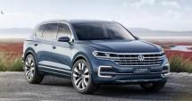 GALERIE FOTO / Volkswagen T-Prime GTE, un concept care anticipeaz� viitorul Touareg