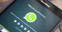 O nouă înşelătorie pe WhatsApp. Ce mesaj trimit hoţii