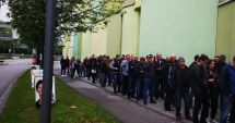 Alegeri europarlamentare 2019, votul în diaspora. Cozi de mii de oameni la secţiile de votare