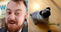 Scoțian găsit vinovat pentru că și-a învățat câinele să facă salutul nazist
