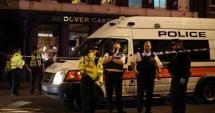 ATENTAT LONDRA / O maşină a intrat în mulţime. O persoană, rănită