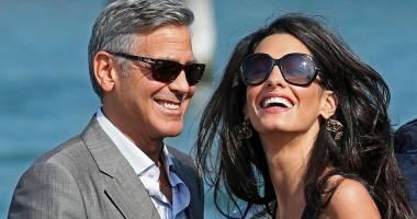 Scandal în familia Clooney. Crize de gelozie, după ce soţul flirtează cu altă femeie