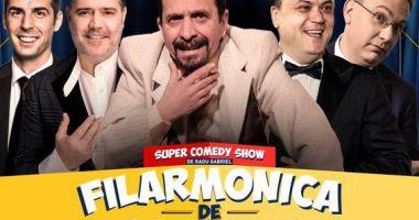 """""""Filarmonica de comedie"""" a ajuns la Constanţa"""