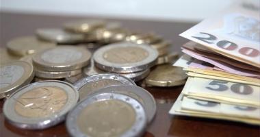Euro a atins un NOU MAXIM istoric faţă de leu