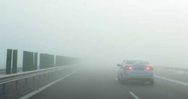 ANM: Cod galben de ceață densă în 20 de județe