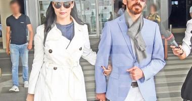 ANDREEA MARIN s-a MĂRITAT cu iubitul turc