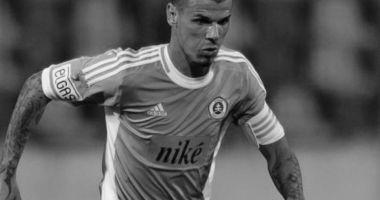 Tragedie în fotbalul slovac! Golgheterul all-time al campionatului a murit la 35 de ani