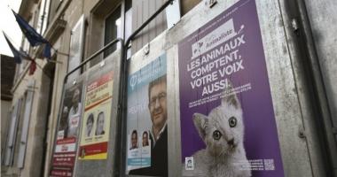 ALEGERI PARLAMENTARE FRANŢA. Aproximativ 47 de milioane de francezi sunt aşteptaţi să voteze
